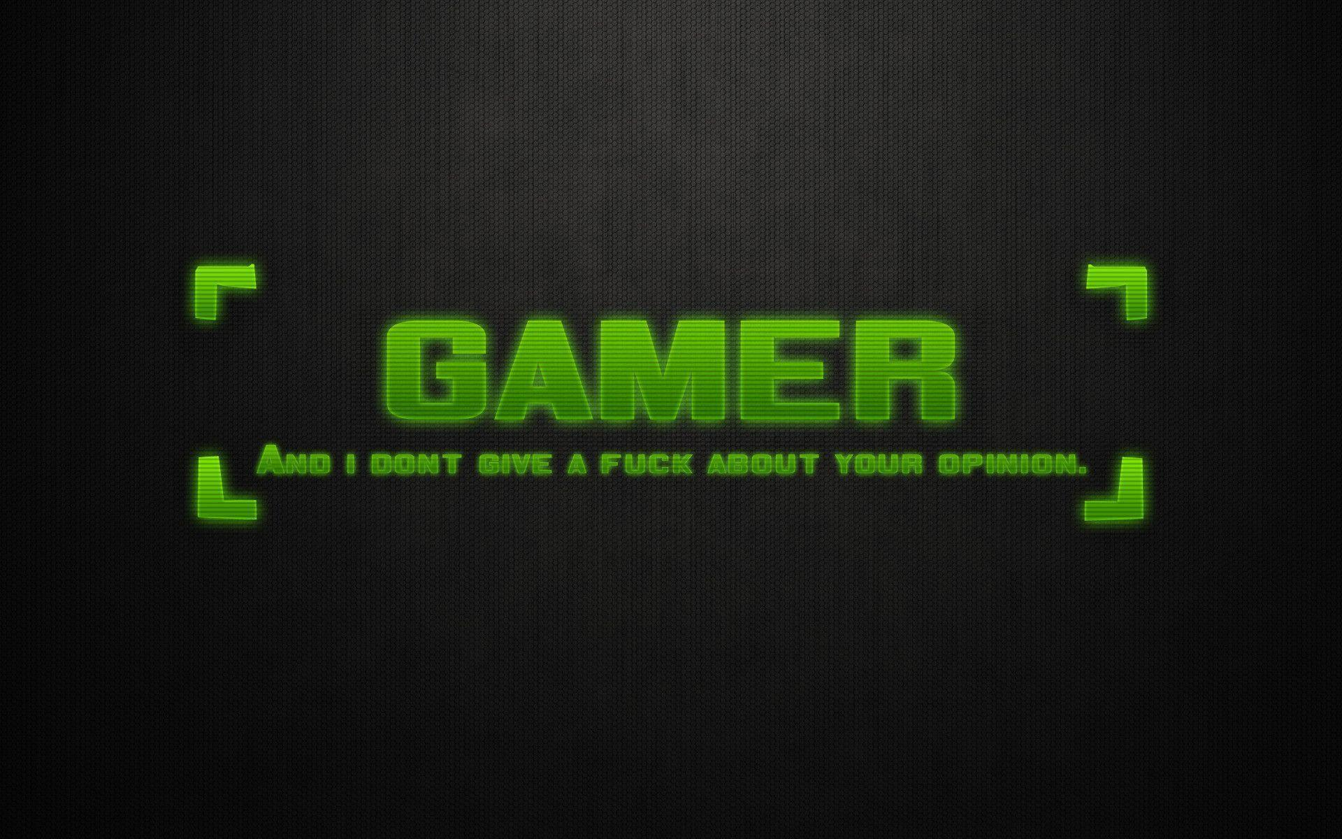 Gamer Wallpapers Wallpaper Cave