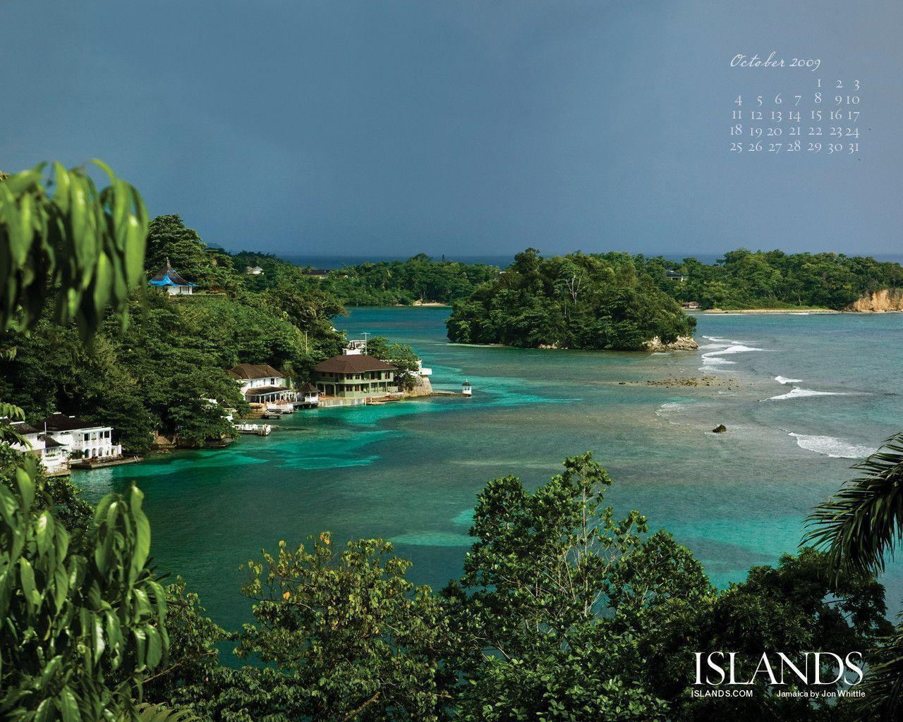 caribbean island postcard wallpaper - photo #4