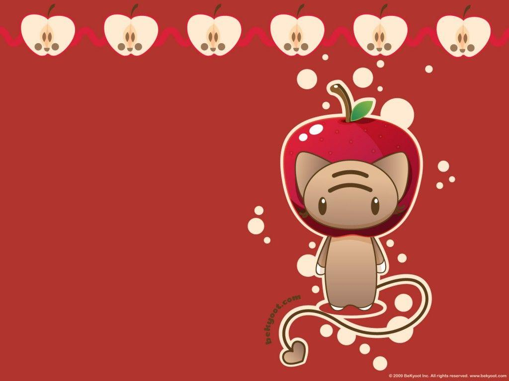 cute red backgrounds wallpaper cave