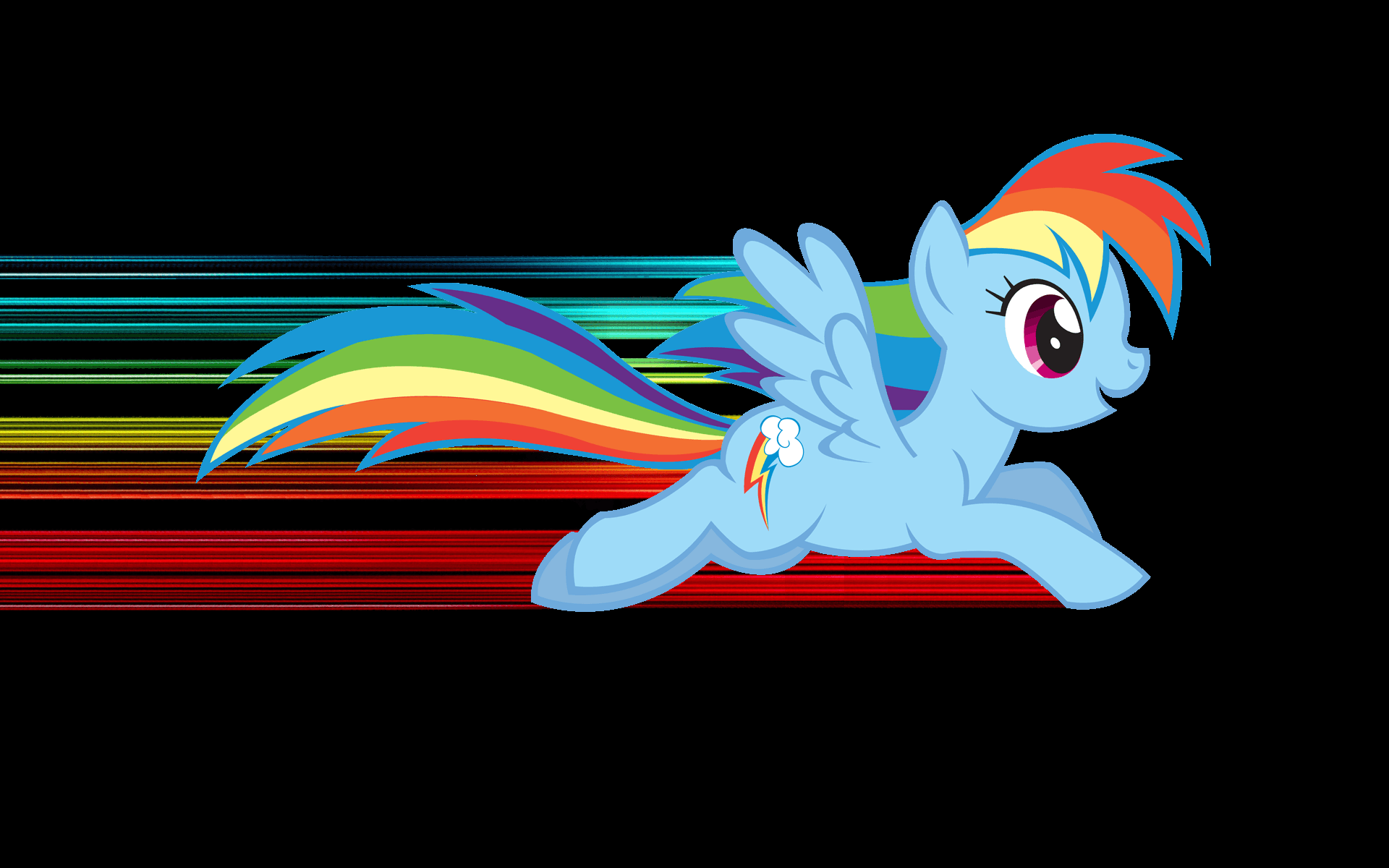 My Little Pony Rainbow Dash Wallpapers - Wallpaper Cave