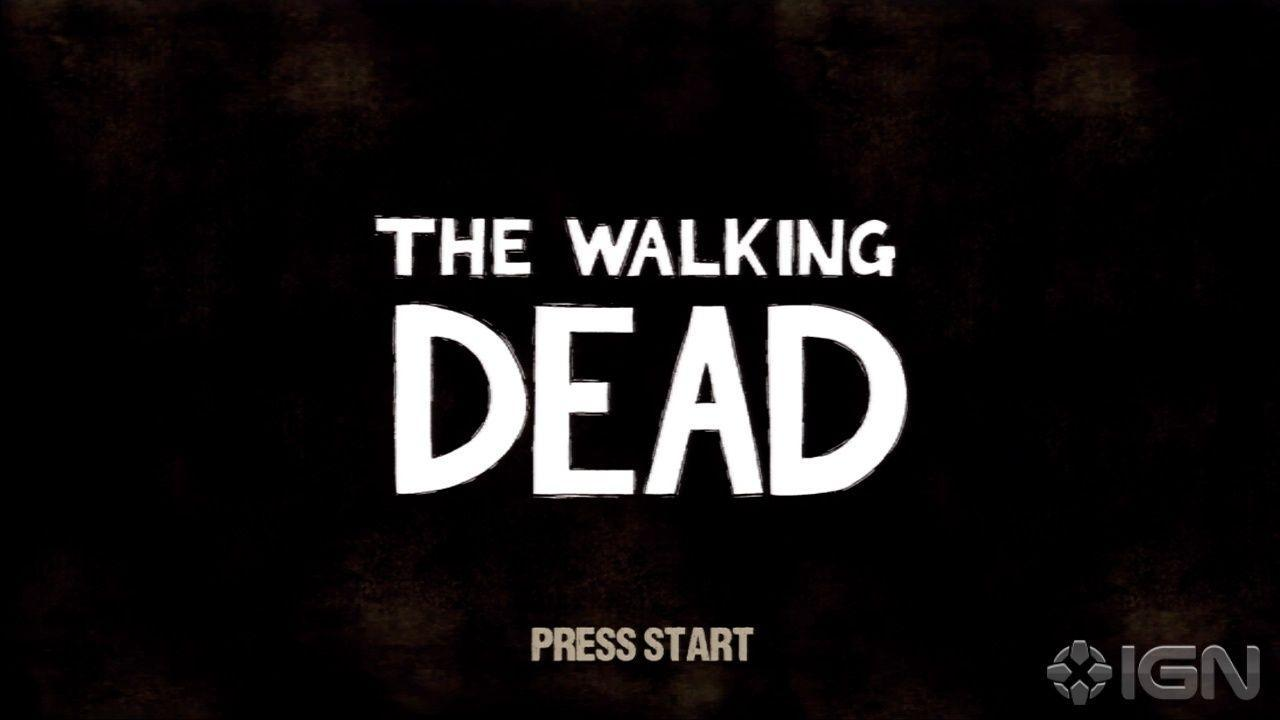 Images For > Walking Dead Game Iphone Wallpaper
