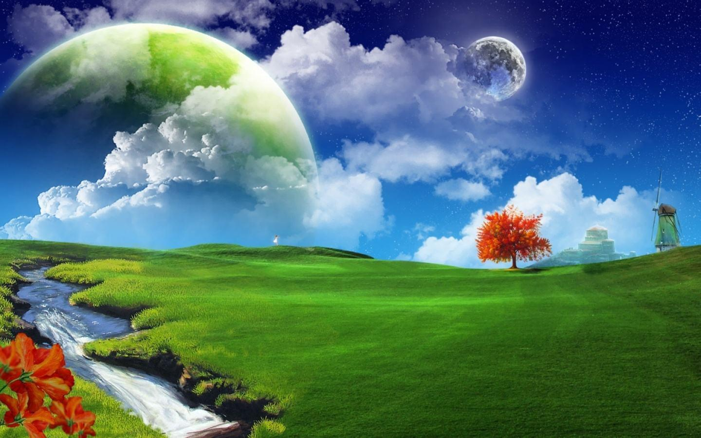 1440x900 Wonderful Landscape desktop wallpapers stock HD Wallpape