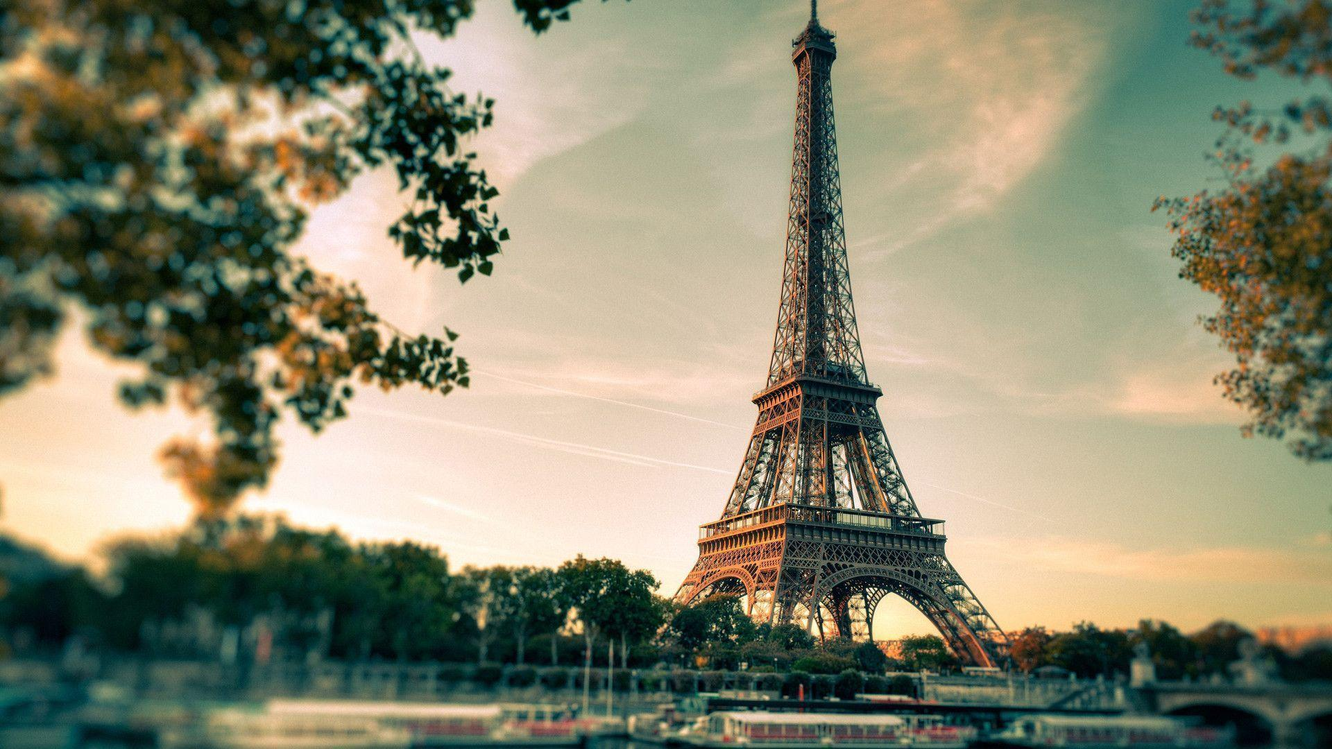 Paris City HD Wallpapers
