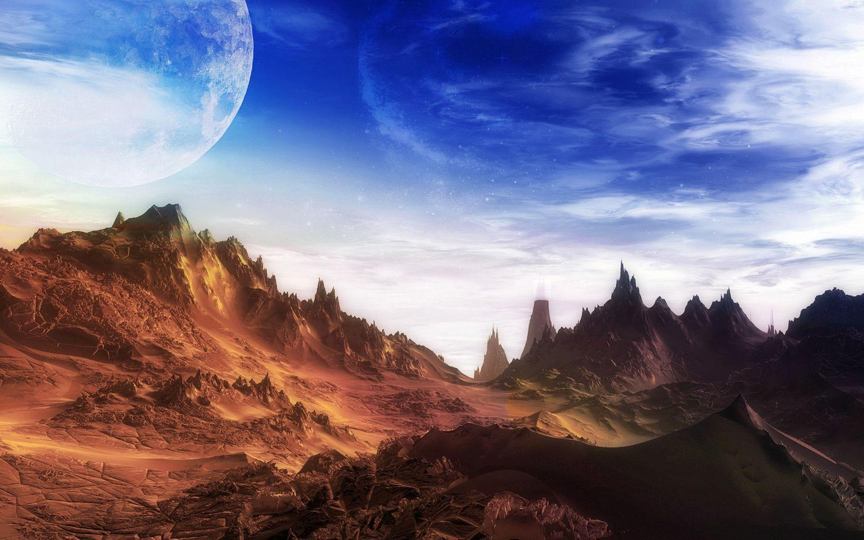 Bright fantasy world wallpapers driverlayer search engine - Fantasy world wallpaper engine ...