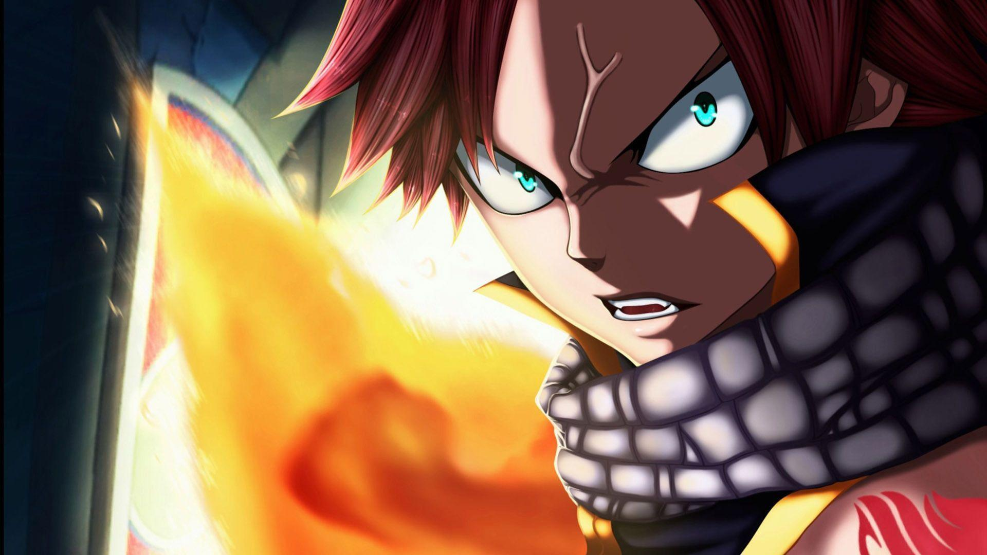 Fairy tail natsu wallpapers wallpaper cave - Imagens em hd de animes ...