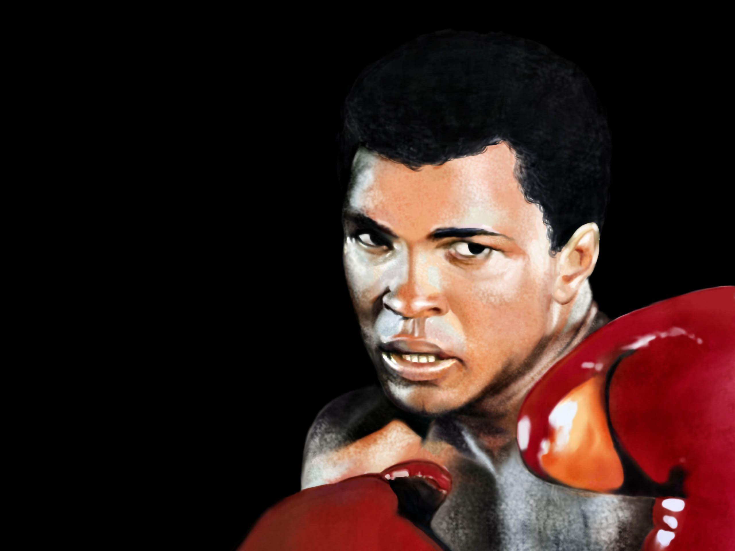 Muhammad Ali Wallpapers