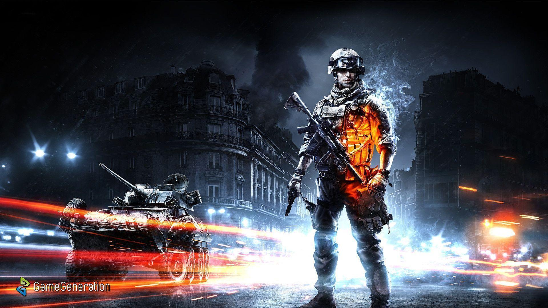 Playstation 3 Battlefield 3 Themes