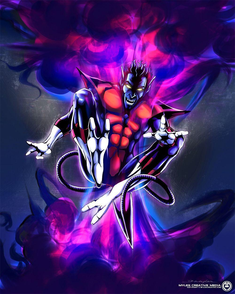 Nightcrawler Bamf Wallpapers