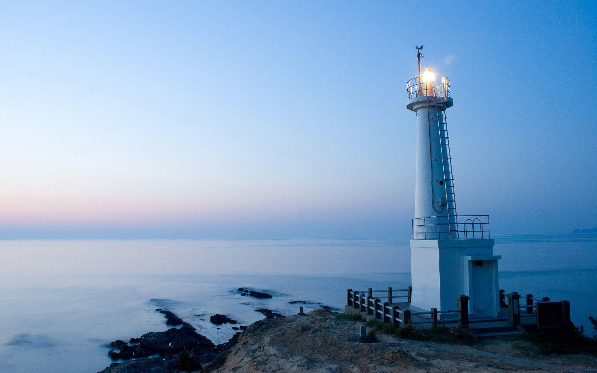 lighthouse desktop wallpapers www wallpaper free download com