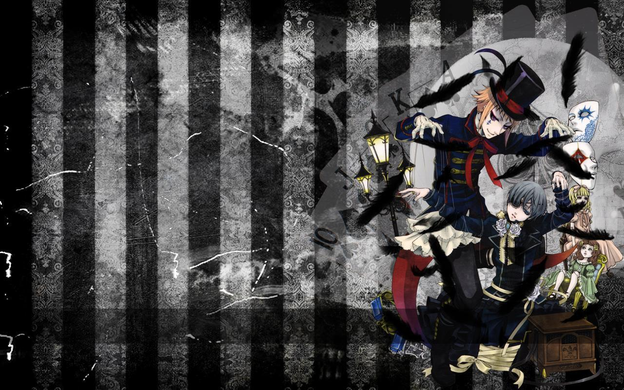 Pix For > Black Butler Wallpapers Desktop