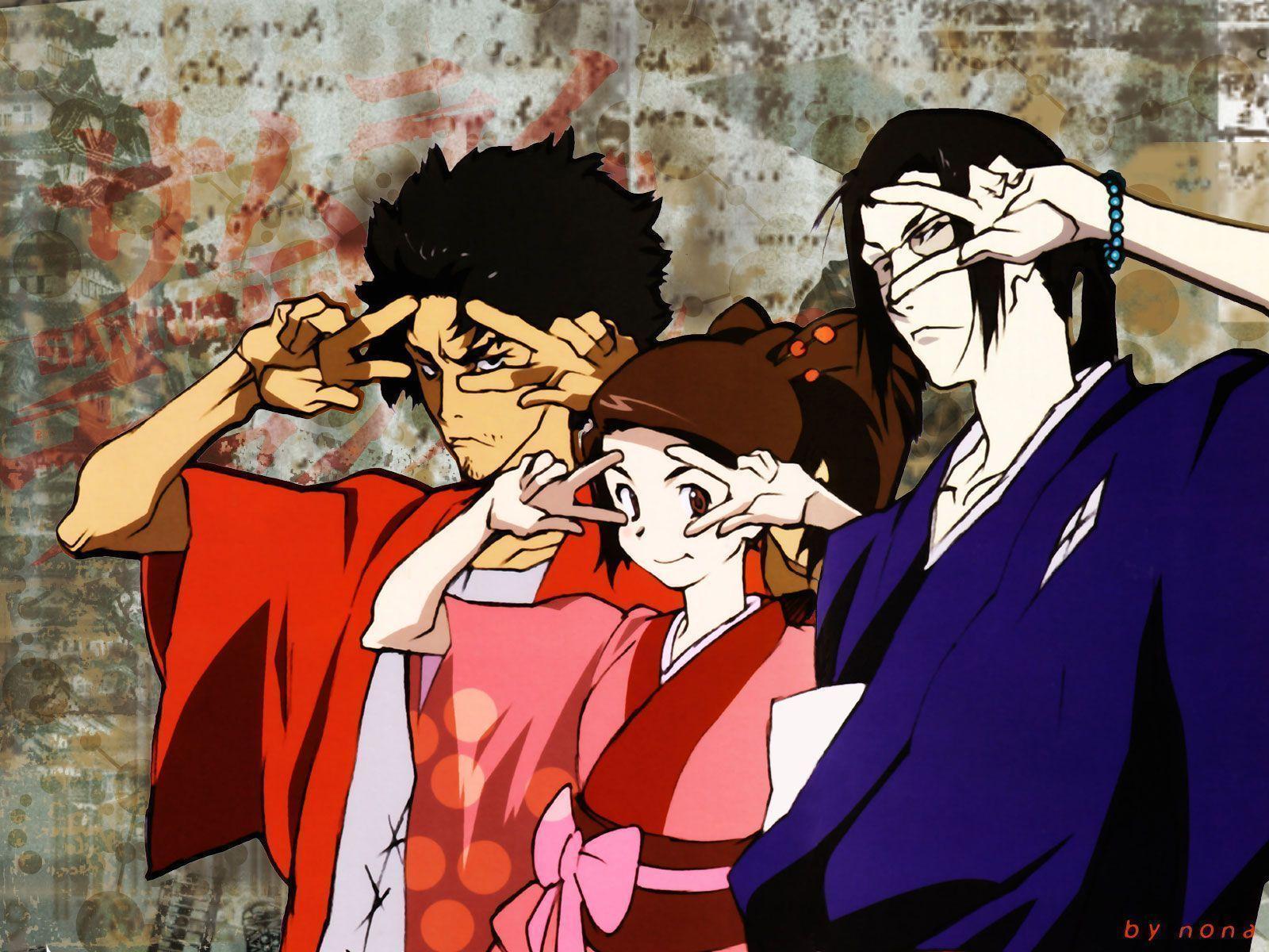 Samurai Champloo Ger Dub