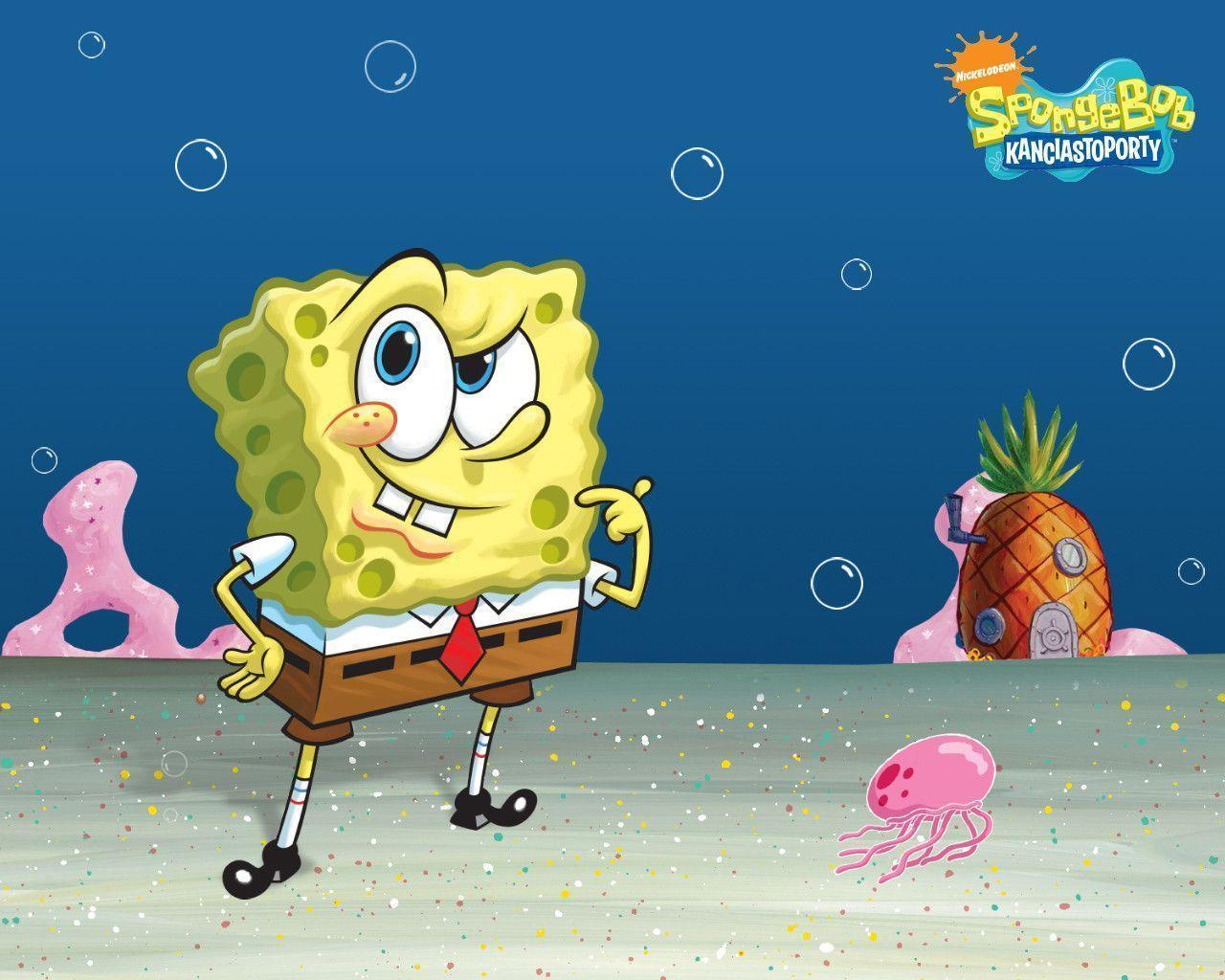 from Demetrius gay spongebob back ground
