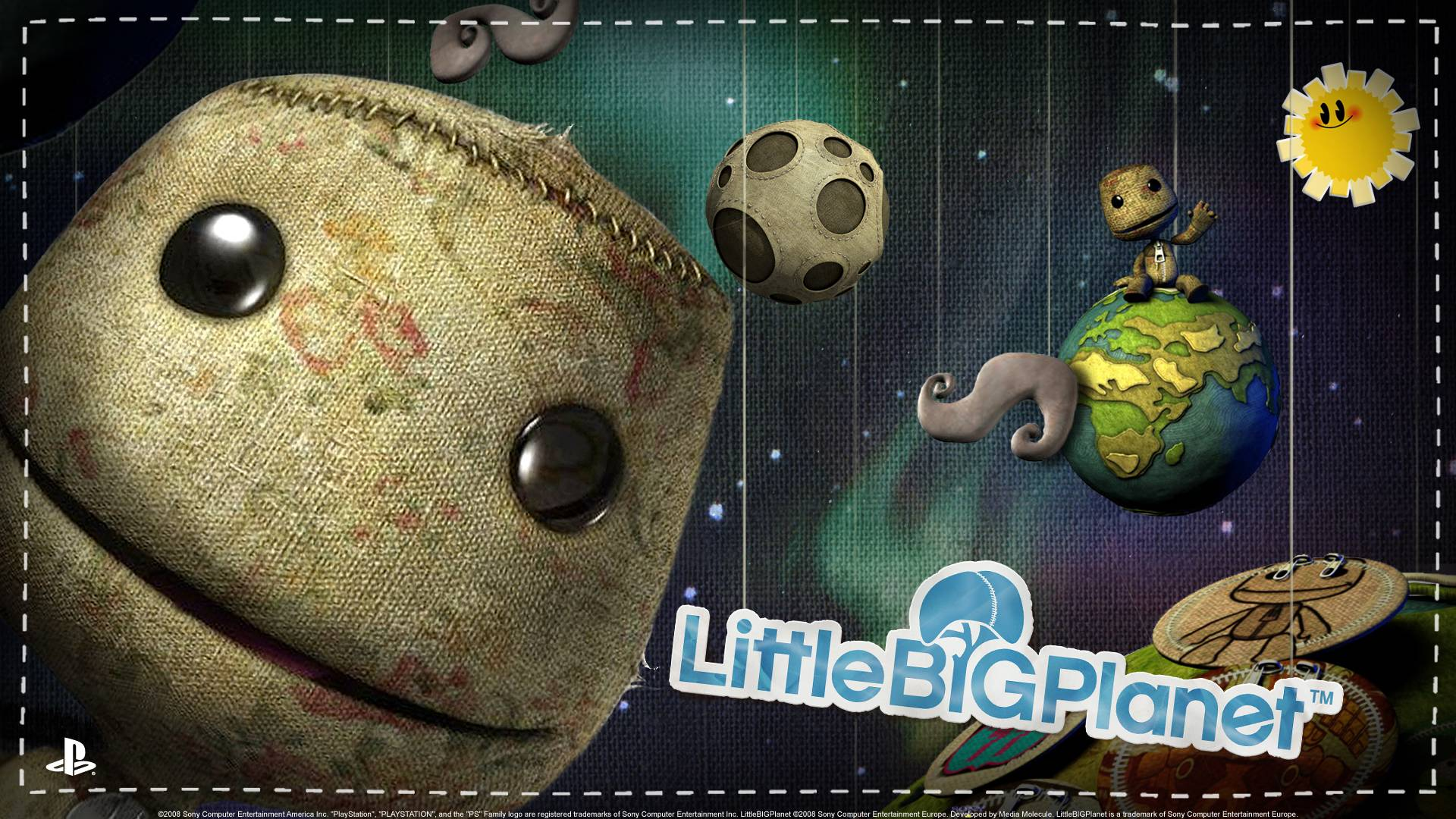 Little Big Planet wallpapers 9139