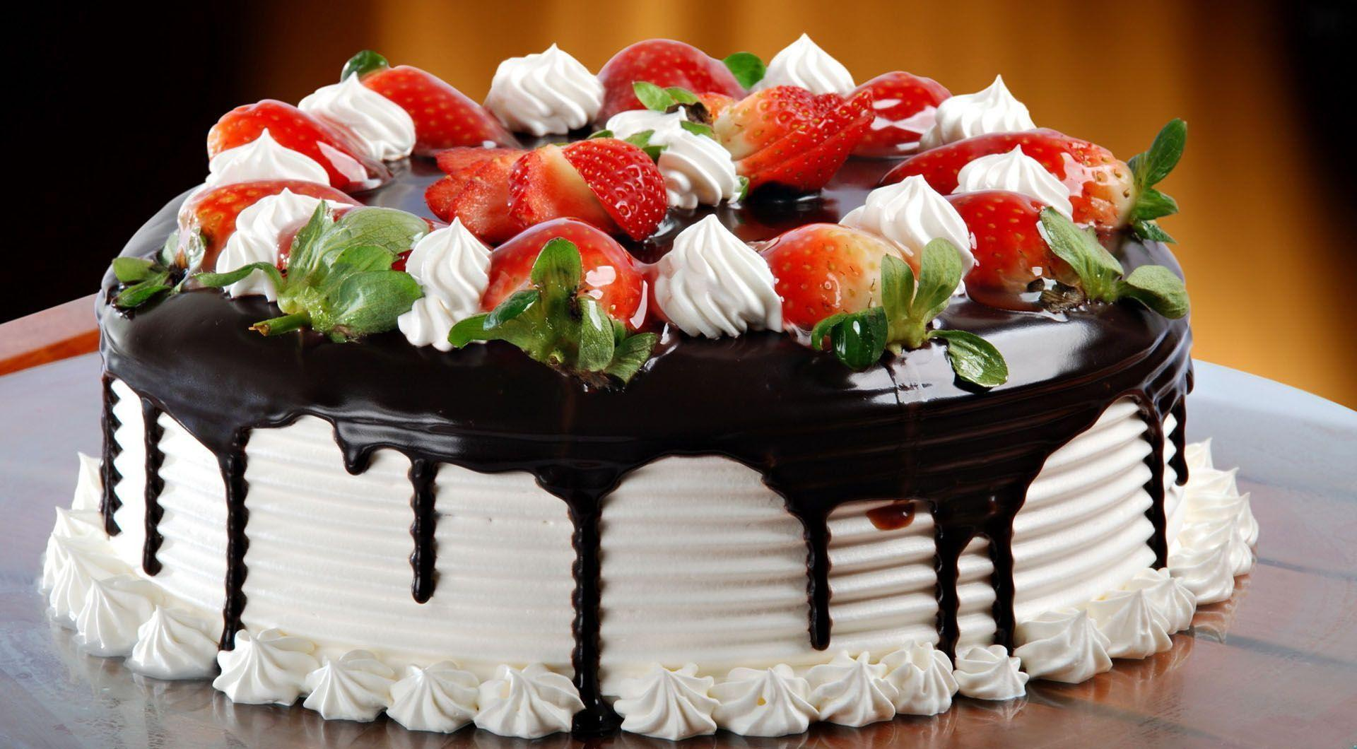 Birthday Cake In Hd Images : Wallpapers Happy Birthday Cake - Wallpaper Cave