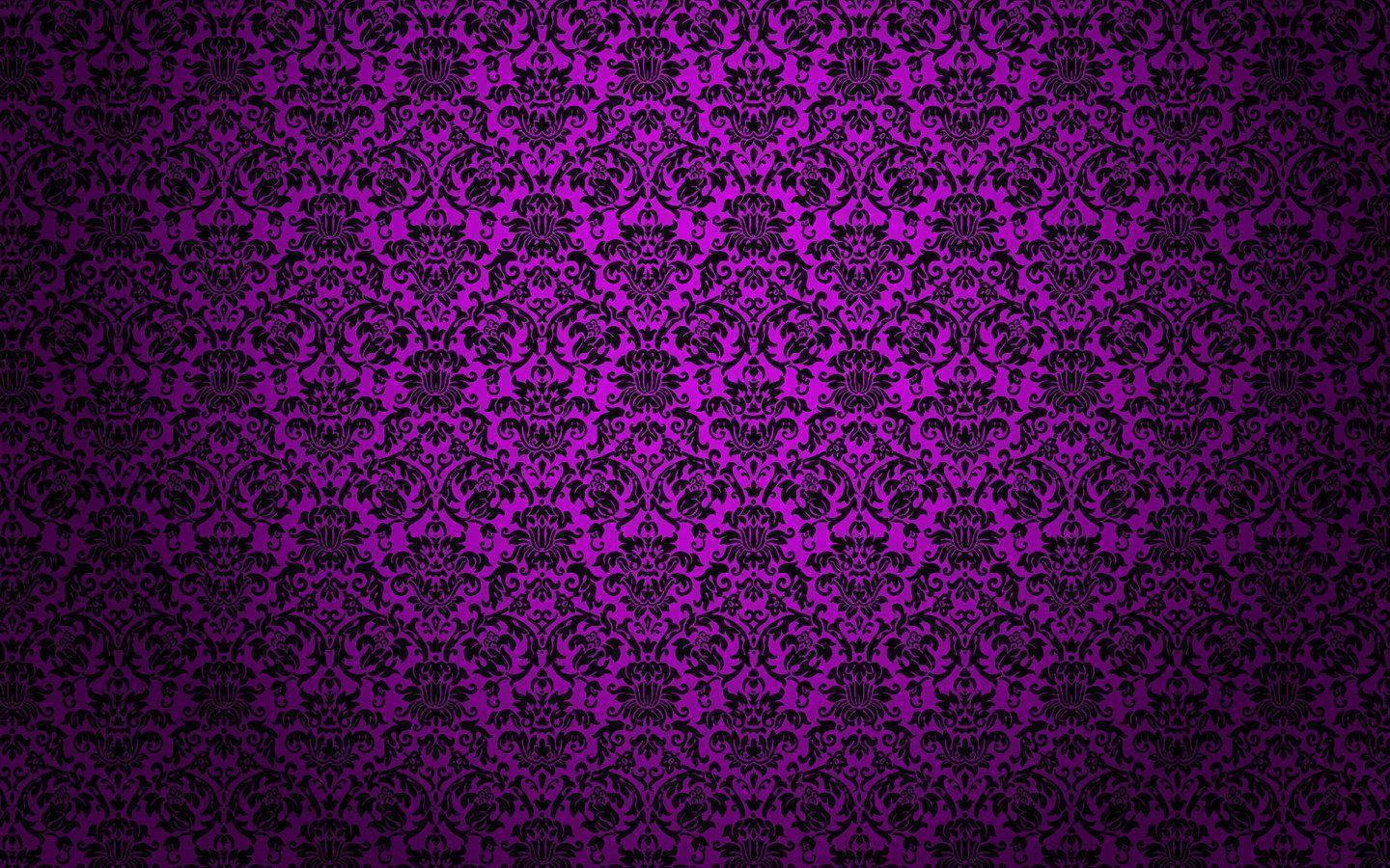 Wallpapers For Black And Purple Background Hd