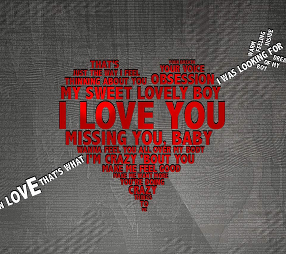 L Love You Hd Wallpaper : L Love You Hd Pics - impremedia.net