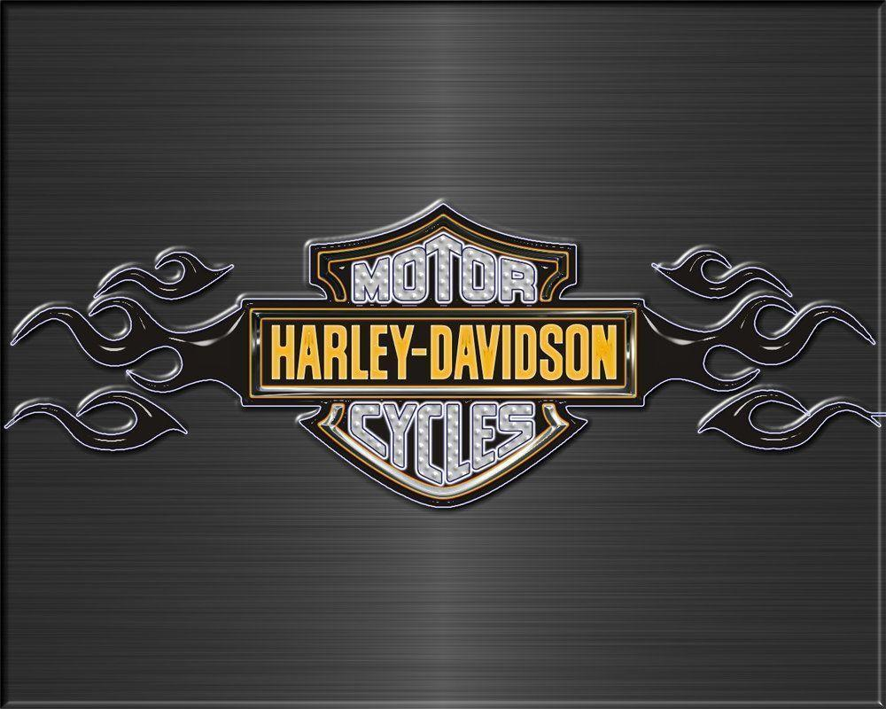Wallpapers For > High Definition Harley Davidson Logo Wallpapers