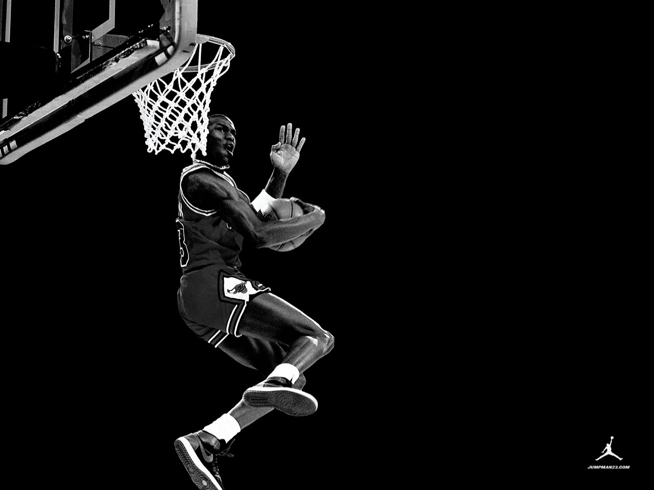 Michael Jordan Logo Wa...