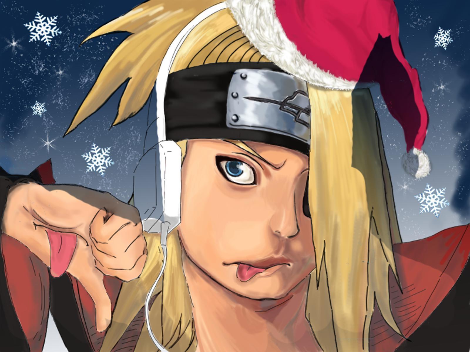 christmas anime naruto - photo #32