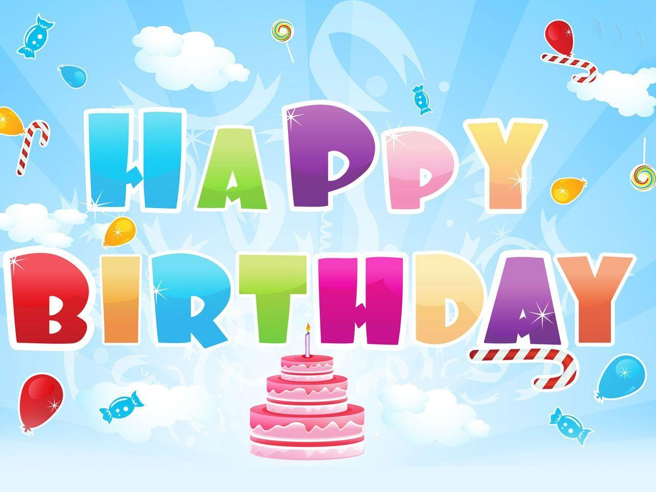 Cute Birthday Wallpapers Wallpaper Cave
