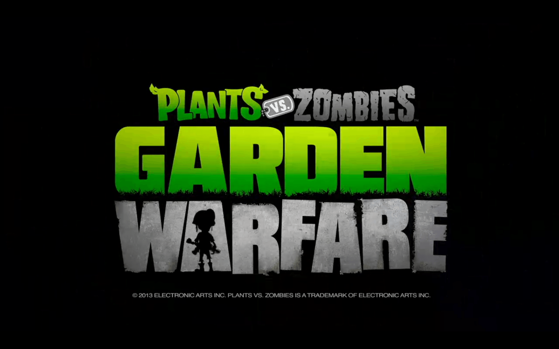 Plants vs. Zombies 2014 New Garden Warfare « Game Wallpaper HDGame ...