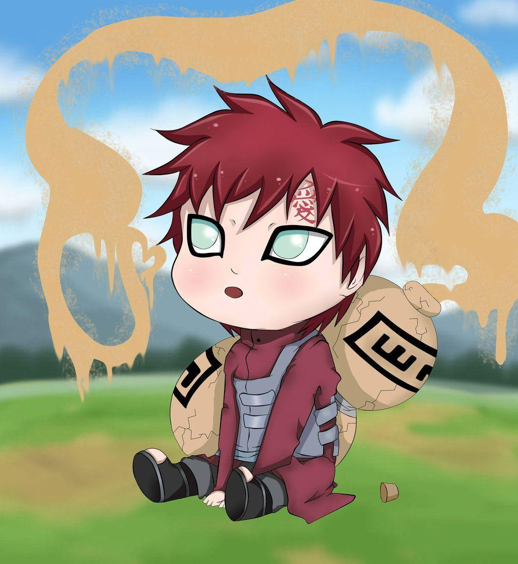 Gaara Chibi Wallpapers