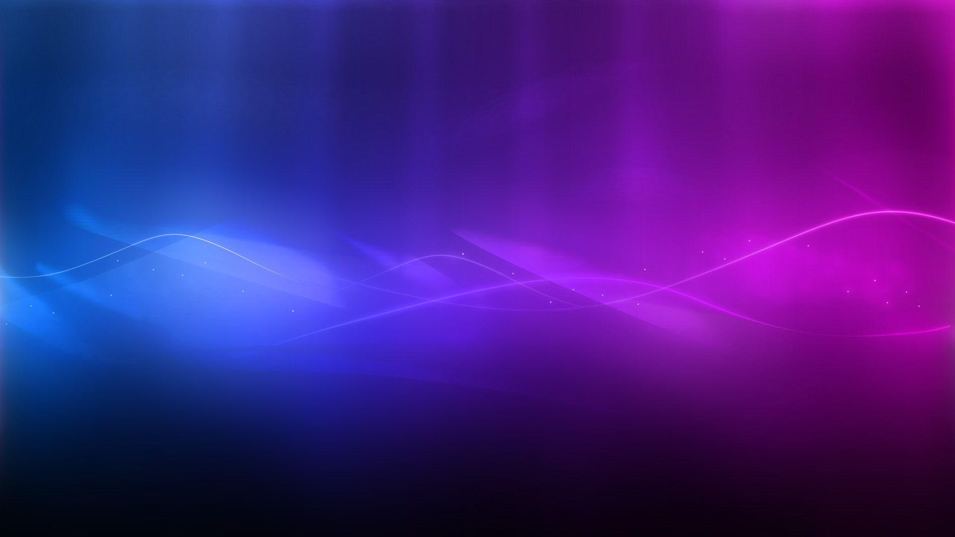 Blue purple wallpaper