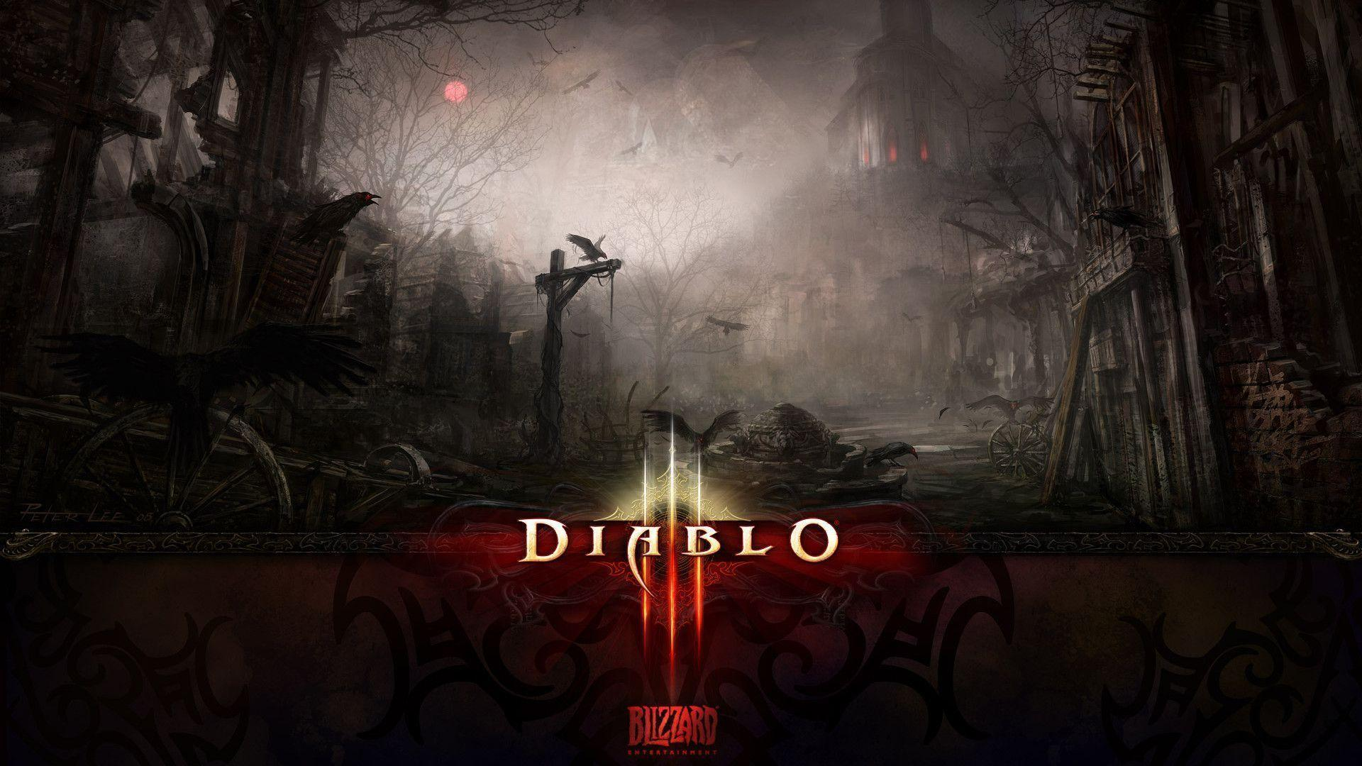 Diablo III Wallpapers in HD