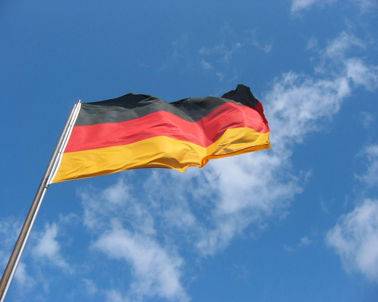 German Flag Fly Wallpaper #8297 Wallpaper | ForWallpapers.