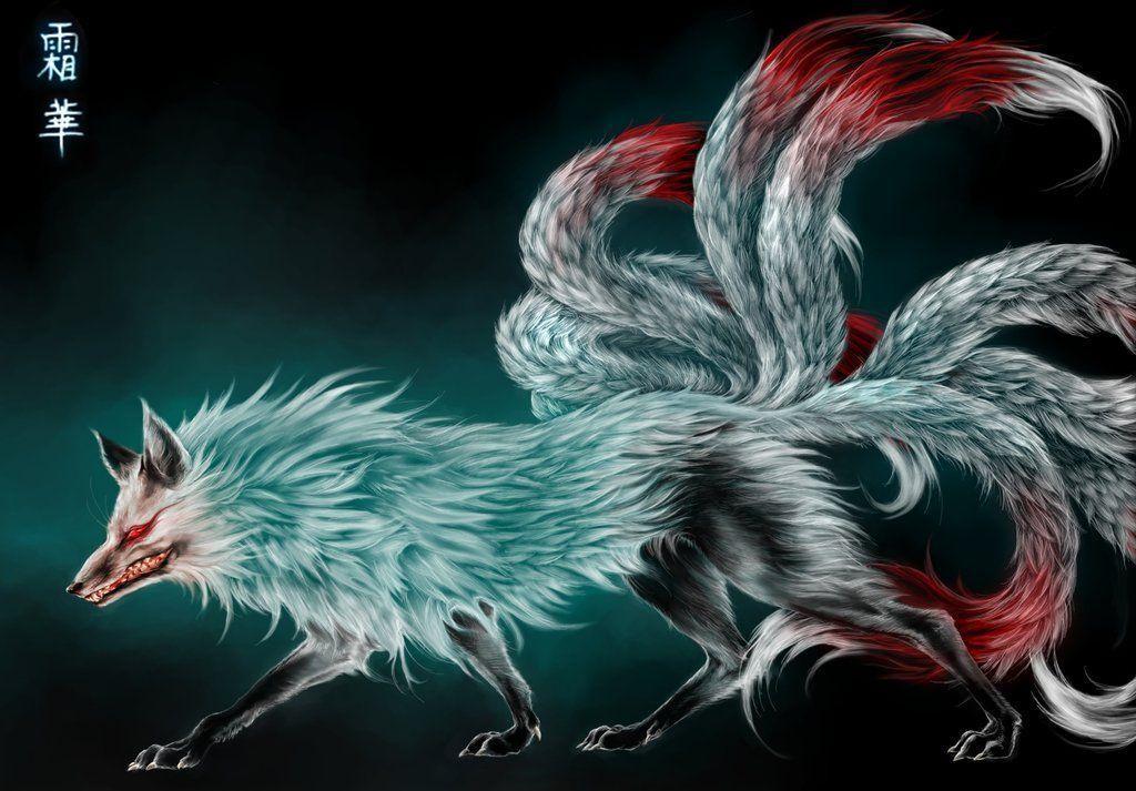 anime fox spirit wallpapers - photo #26