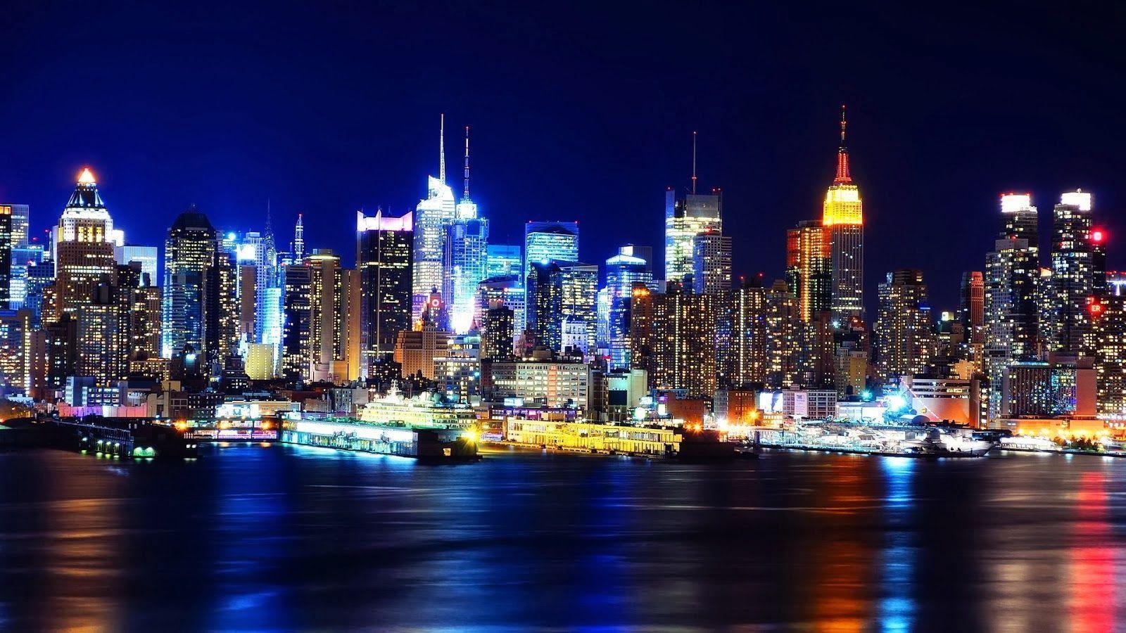 HD City Wallpapers 1080p - WallpaperSafari