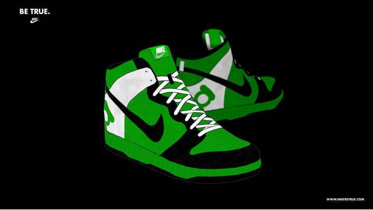 Trends For > Nike Dunks Wallpapers