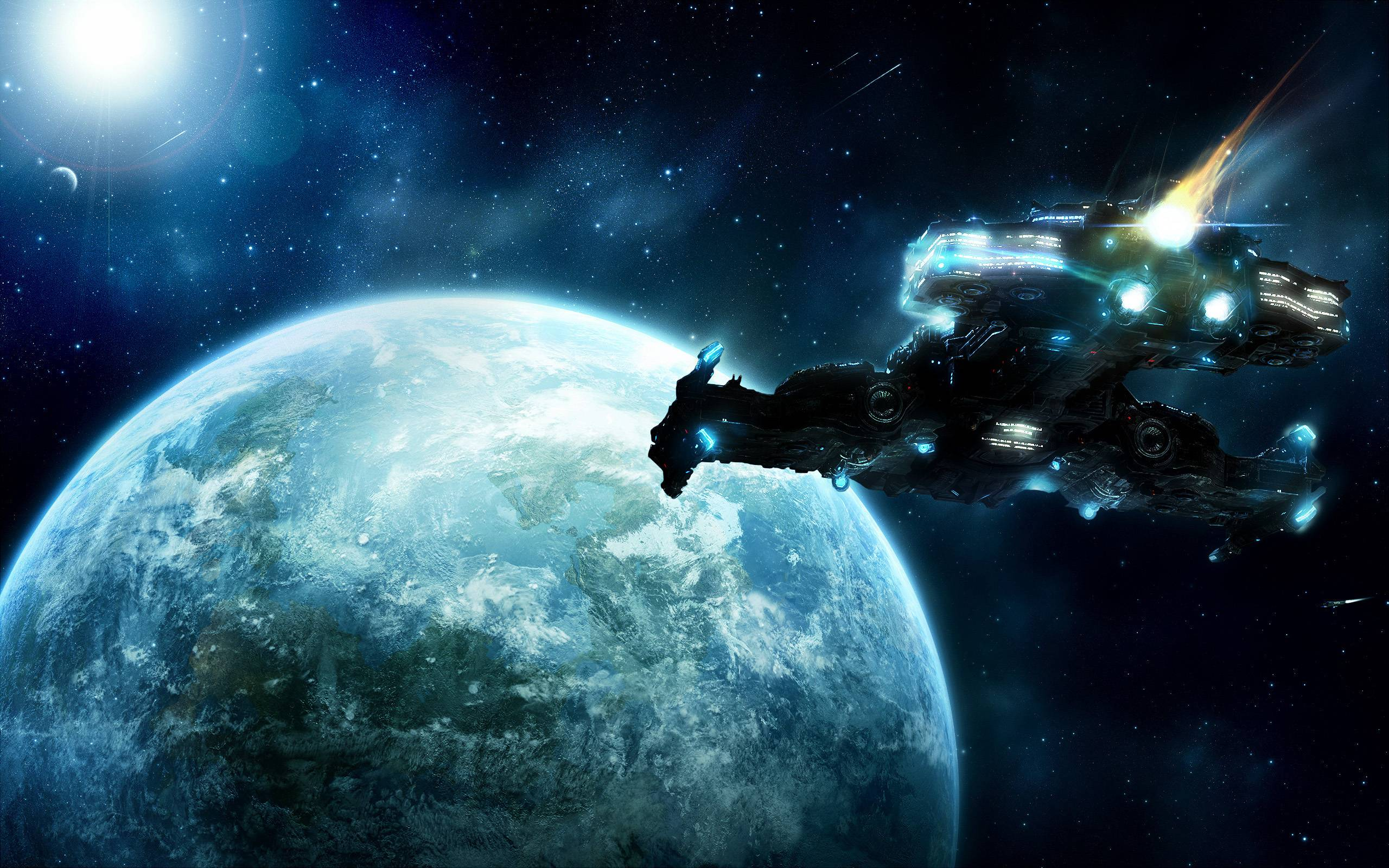 space travel wallpapers - photo #25