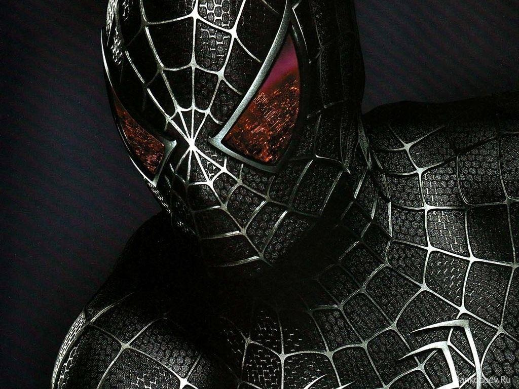 black spider-man wallpapers - wallpaper cave