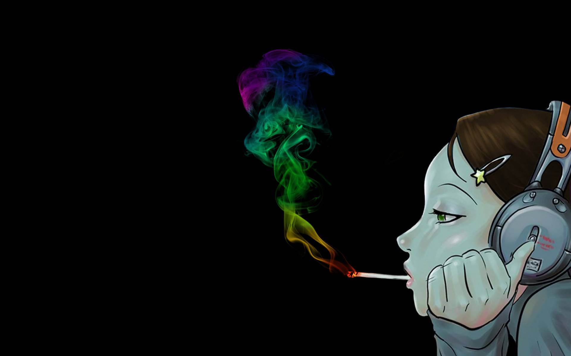 Smoking Weed Wallpapers Wallpaper Cave