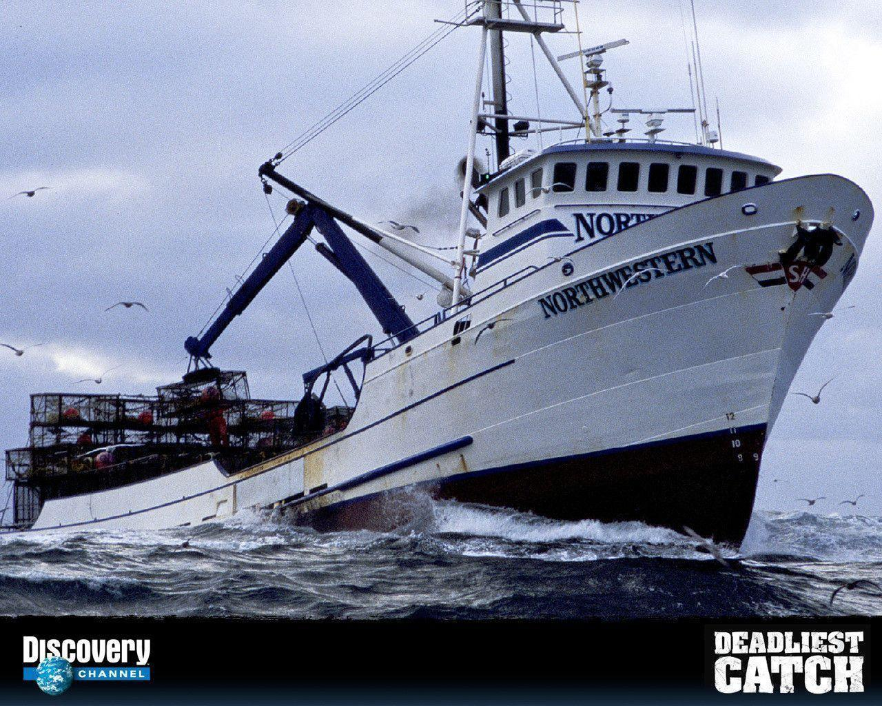 Deadliest catch wallpapers wallpaper cave for Crab fishing boat