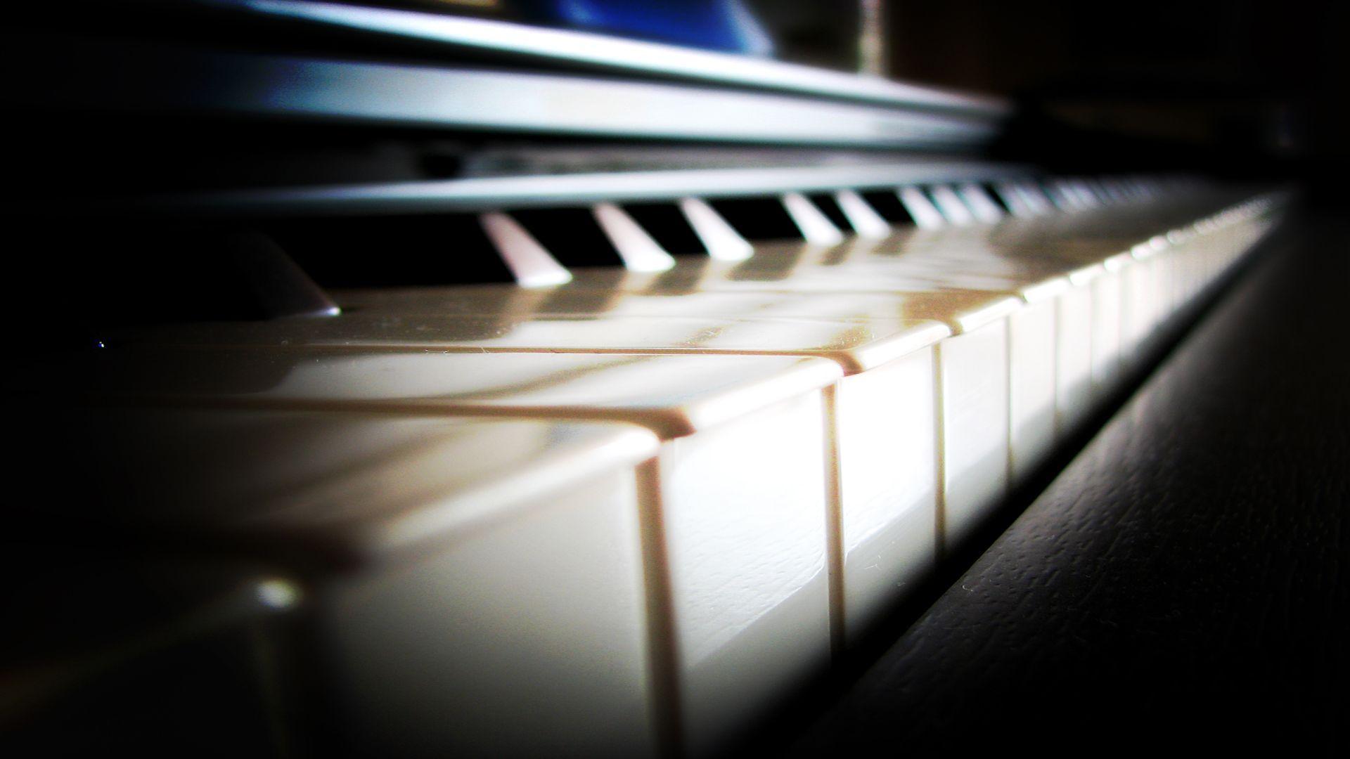 Piano Keys Wallpapers - Wallpaper Cave