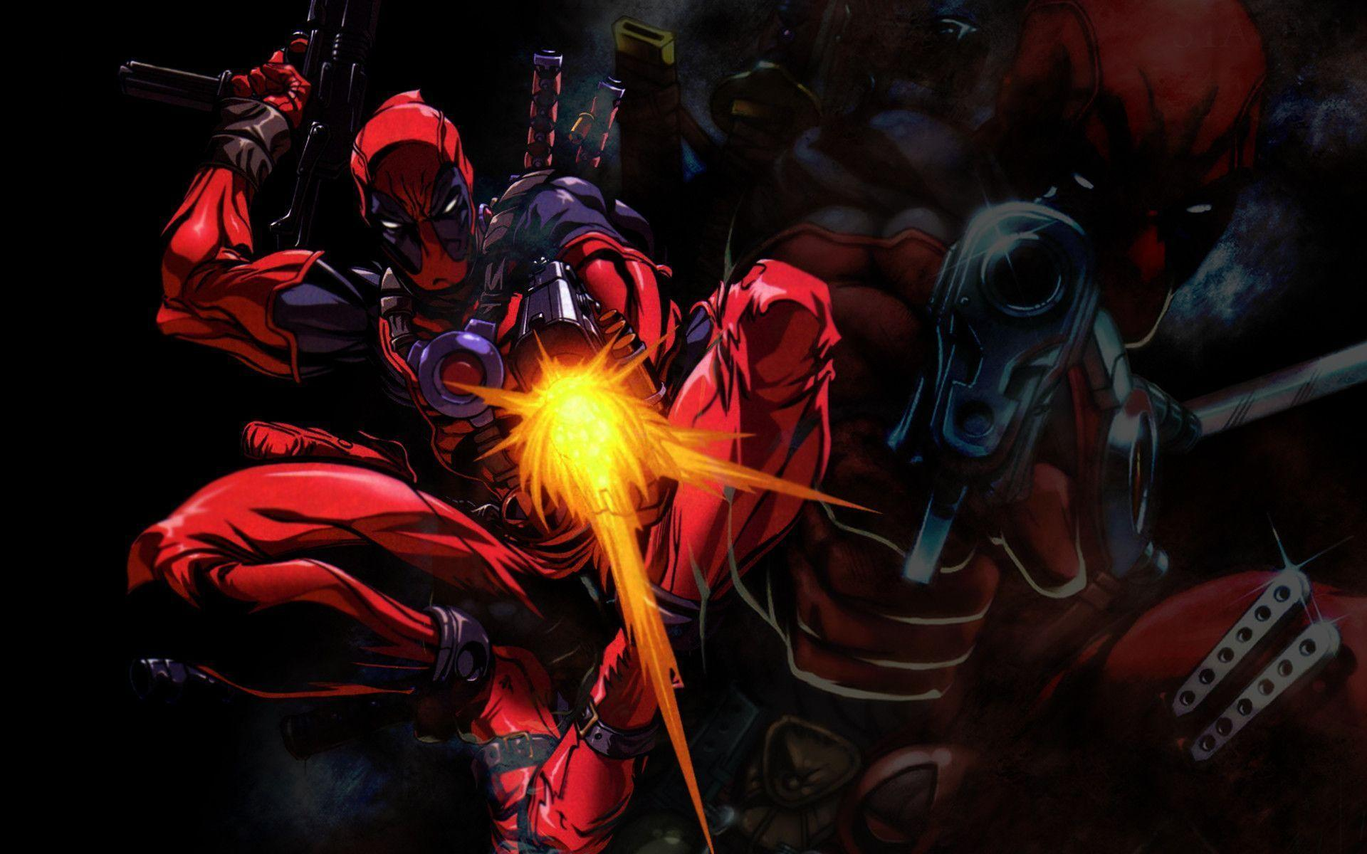 Wallpapers For > Deadpool Movie Wallpaper Hd