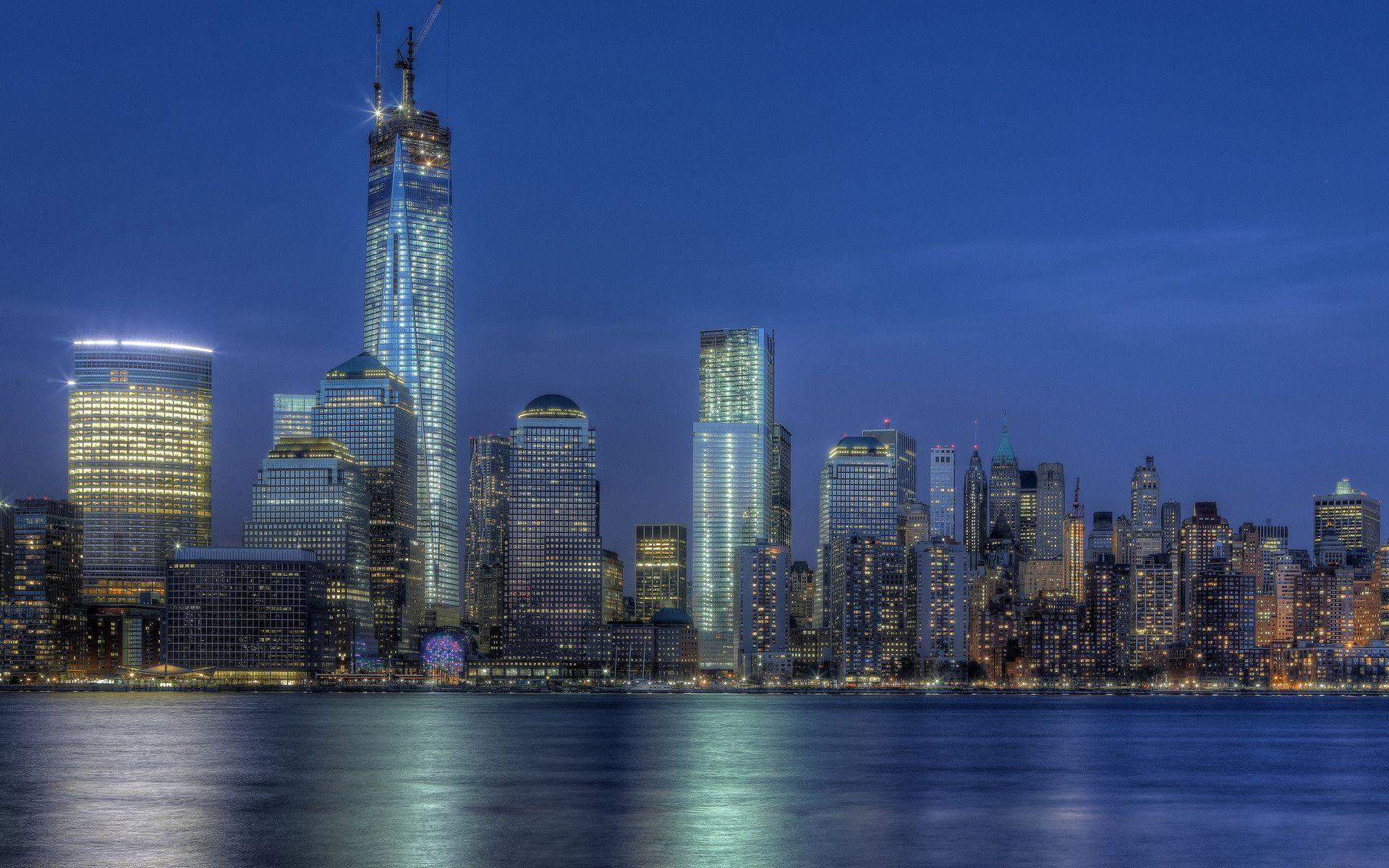 2 One World Trade Center Wallpapers