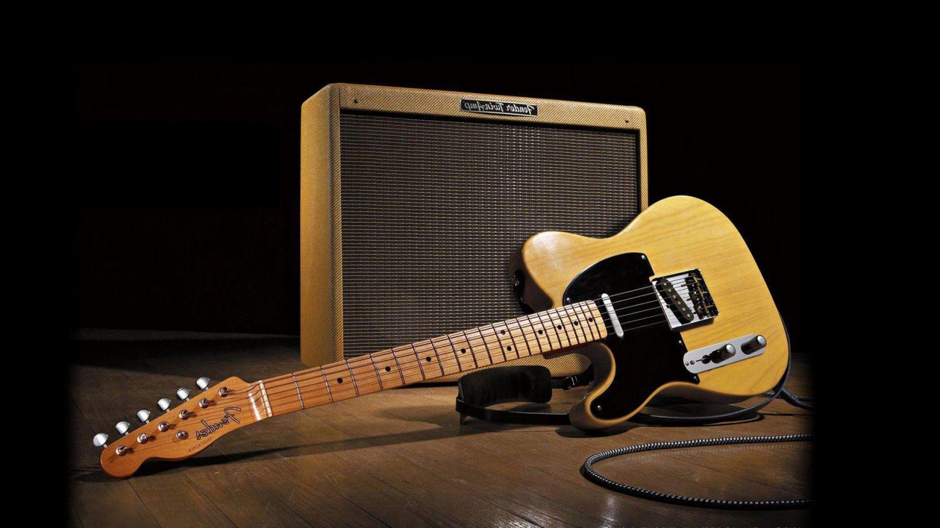Instruments HD Guitar Wallpaper - WallpaperTube
