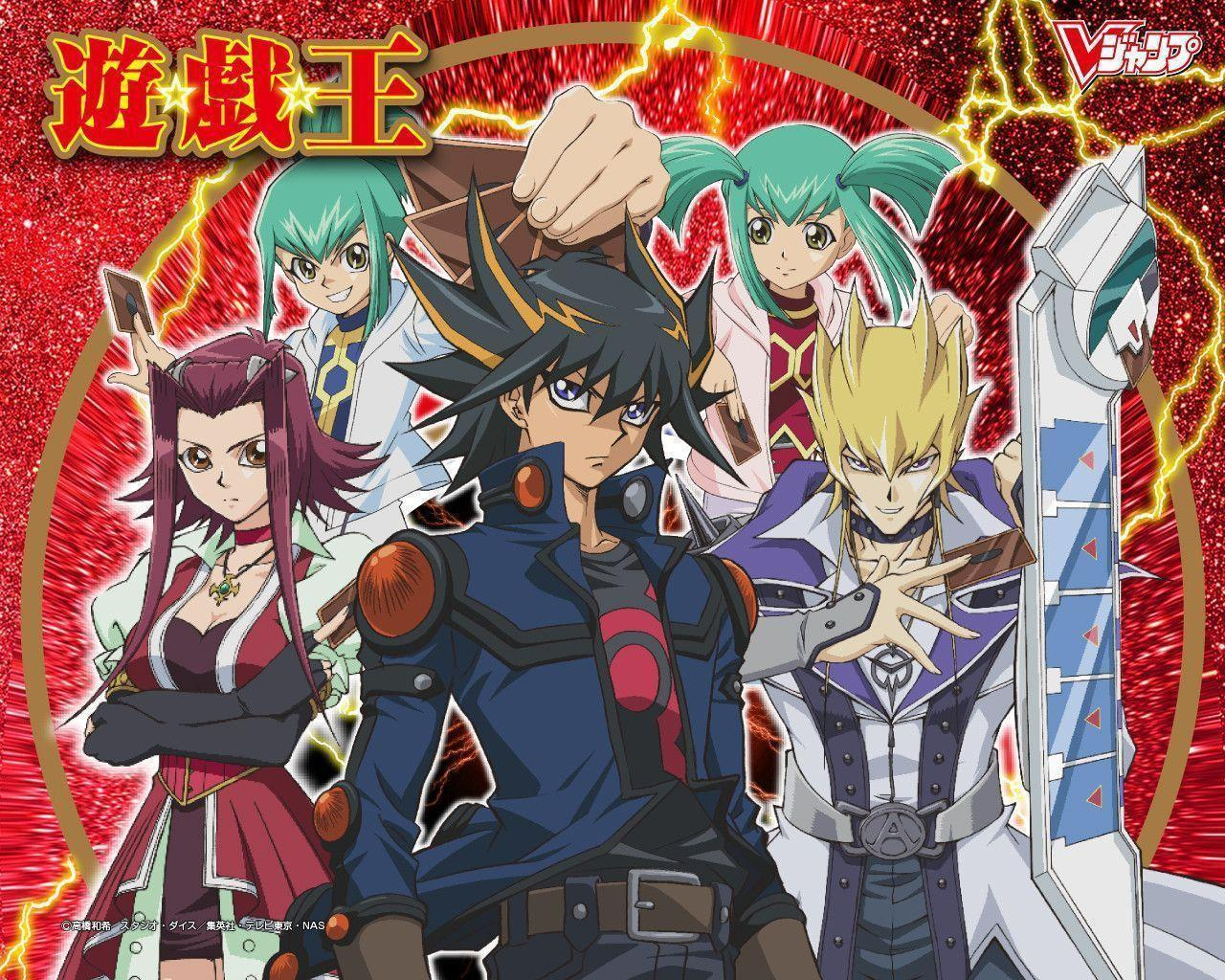 Yu-Gi-Oh 5Ds Wallpapers - Wallpaper Cave  Yu-Gi-Oh 5Ds Wa...