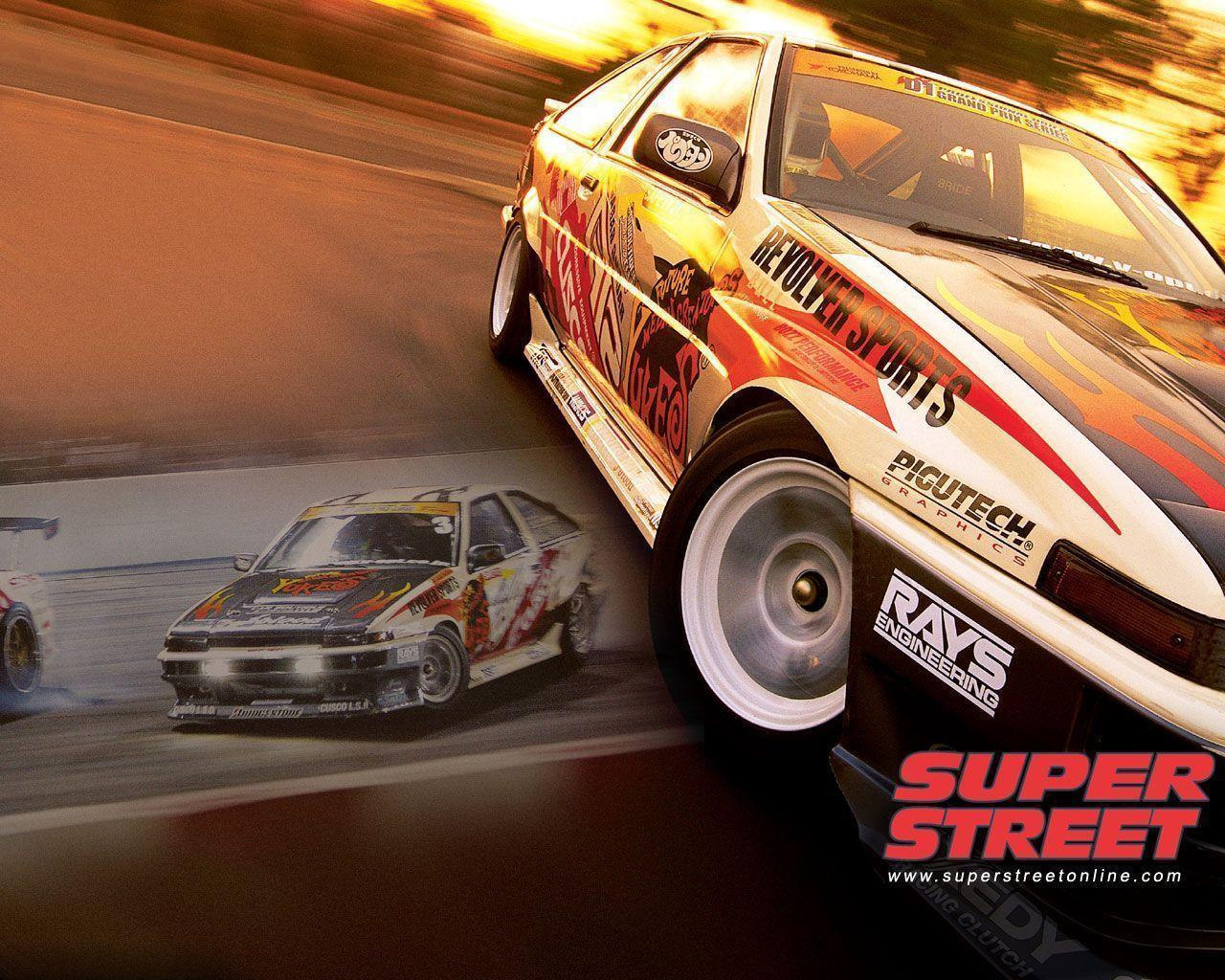 Images For > Street Drift Cars Wallpaper