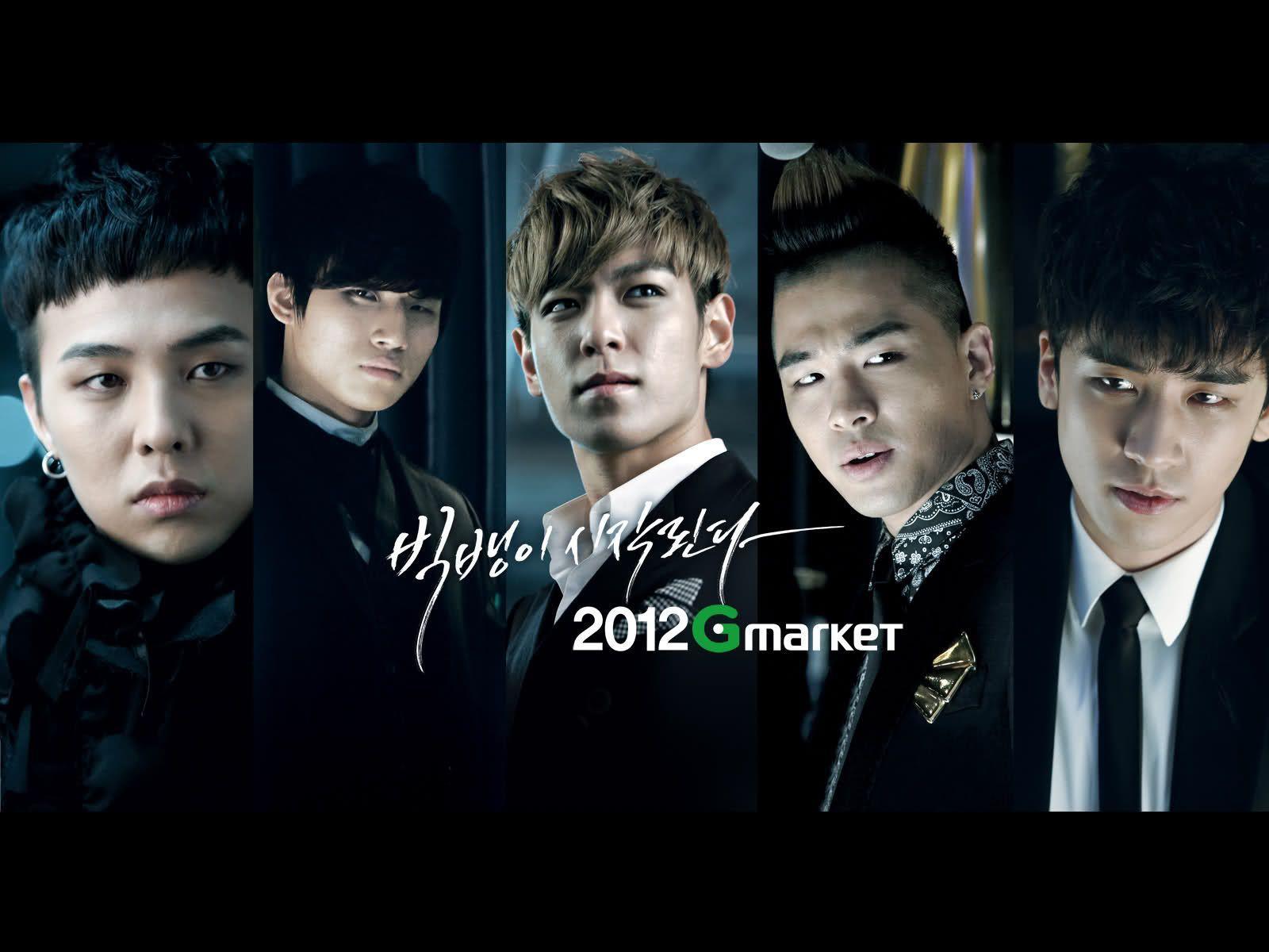 big bang kpop wallpaper 2013 - photo #20