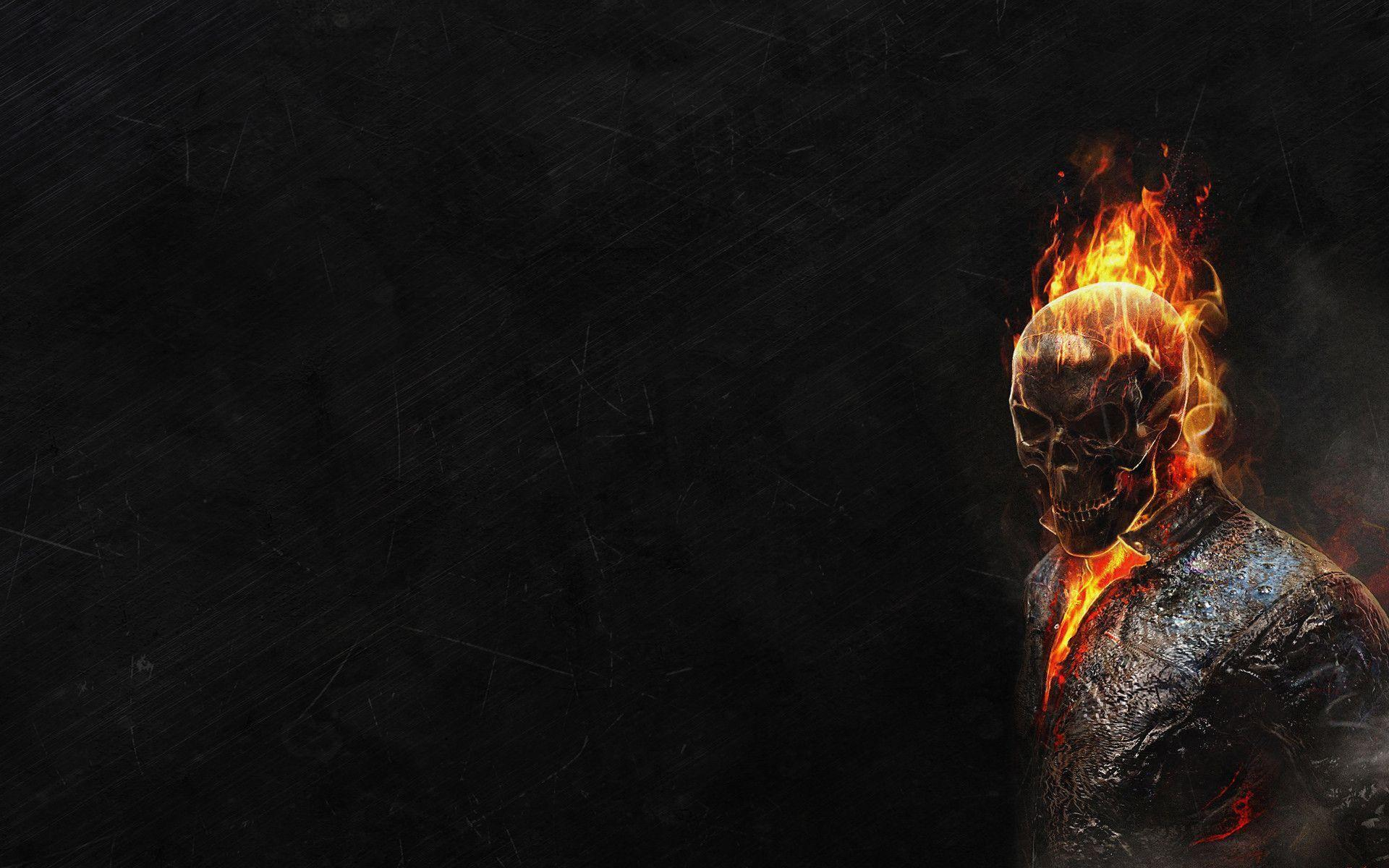 Ghost Rider Computer Wallpapers, Desktop Backgrounds 1920x1200 Id