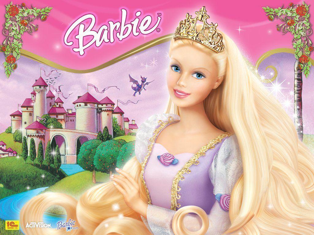 Barbie Wallpaper 30 1024x768 Pixel - Desktop Wallpapers