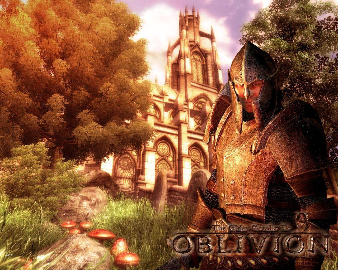 Oblivion Wallpapers Wallpaper Cave