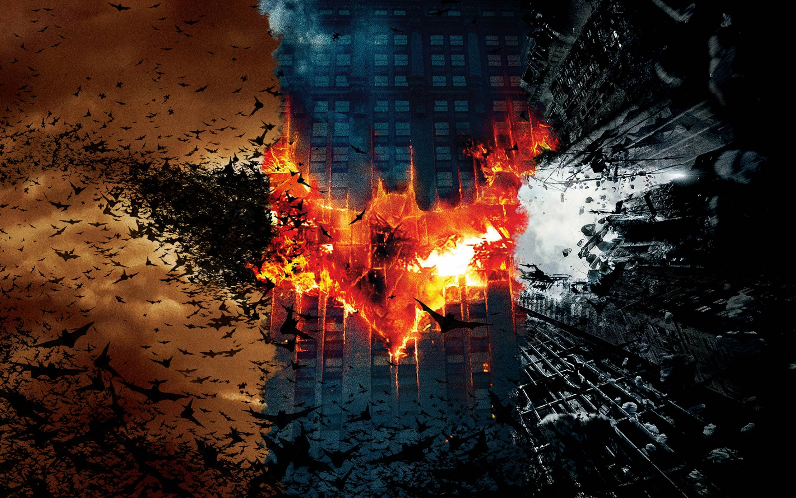 Batman Dark Knight Trilogy Wallpapers