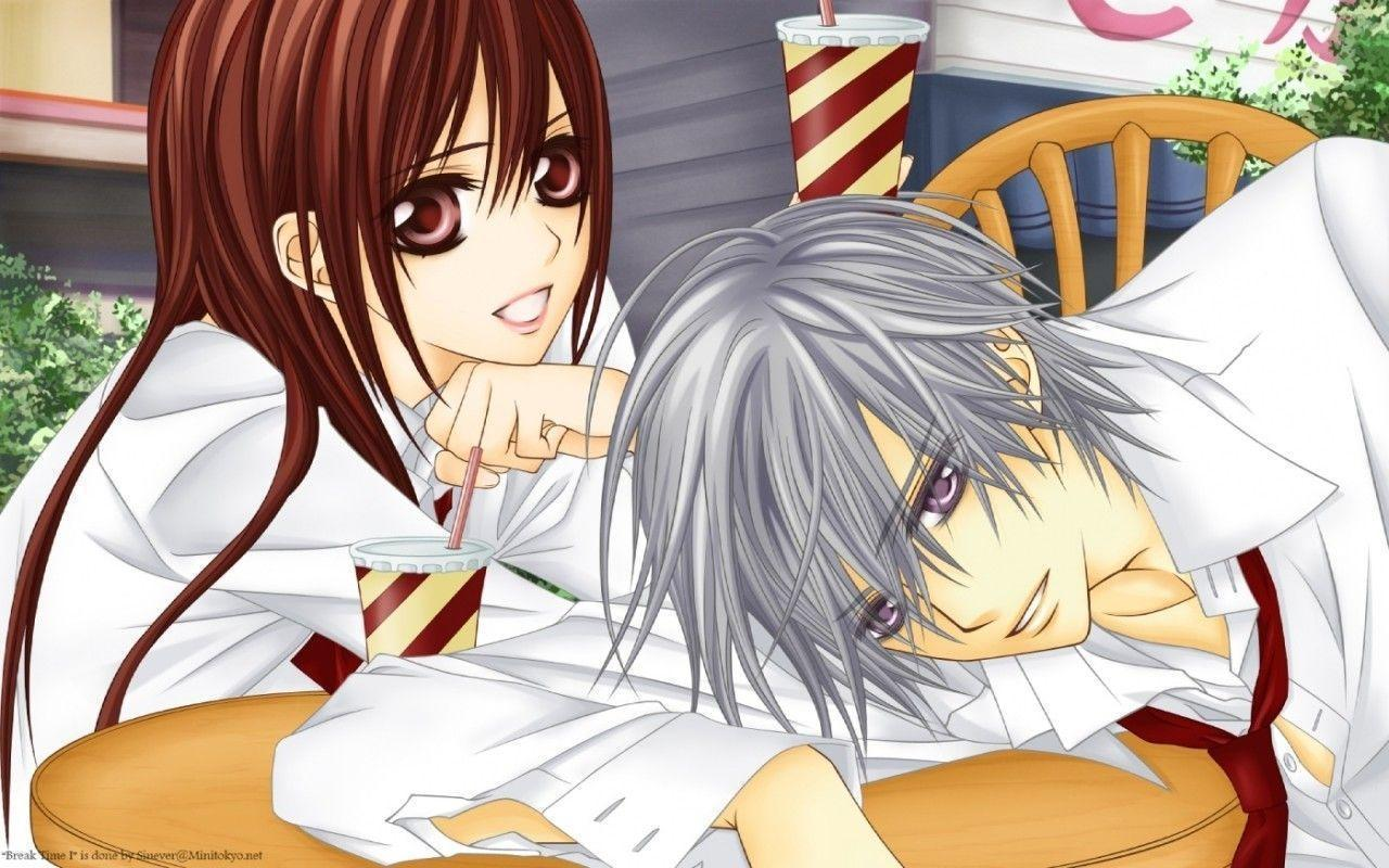 Anime Couple Wallpaper Tumblr