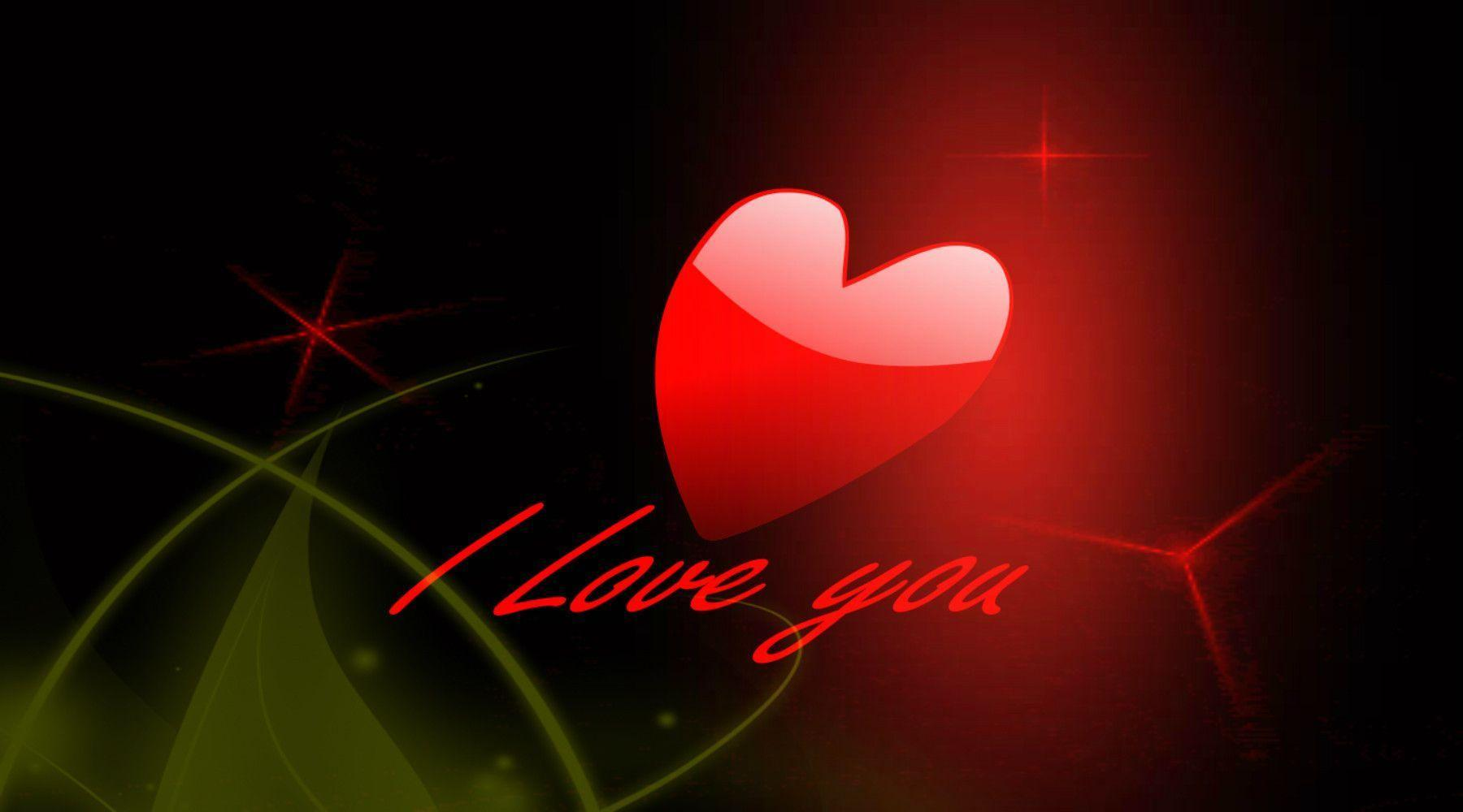 Love Desktop Wallpaper 3d : I Love You Wallpapers - Wallpaper cave
