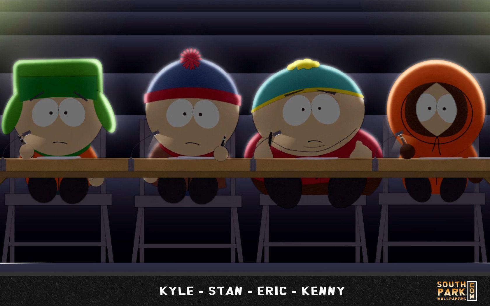 South park wallpapers wallpaper cave - South park wallpaper butters ...